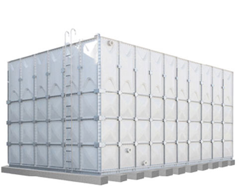 FRP-GRP Sectional Water Tank